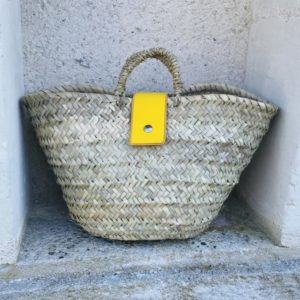 french shopping bag